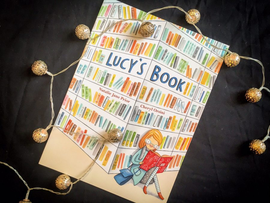 Lucy's Book by Natalie Jane Prior and Cheryl Orsini