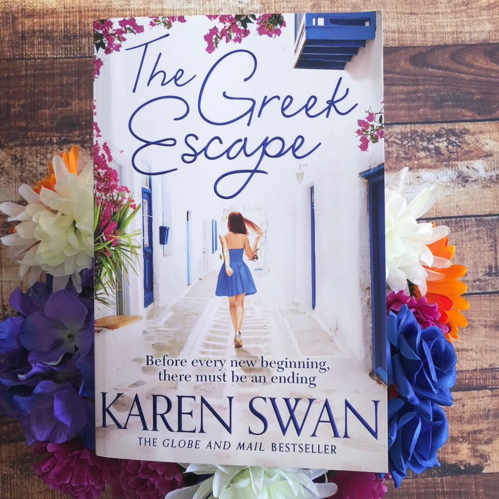 The Greek Escape by Karen Swan