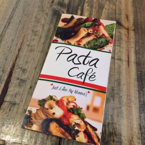 Pasta Cafe Randburg {Restaurant Review}
