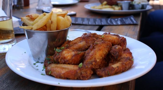 Black Horse Brewery {Restaurant Review}