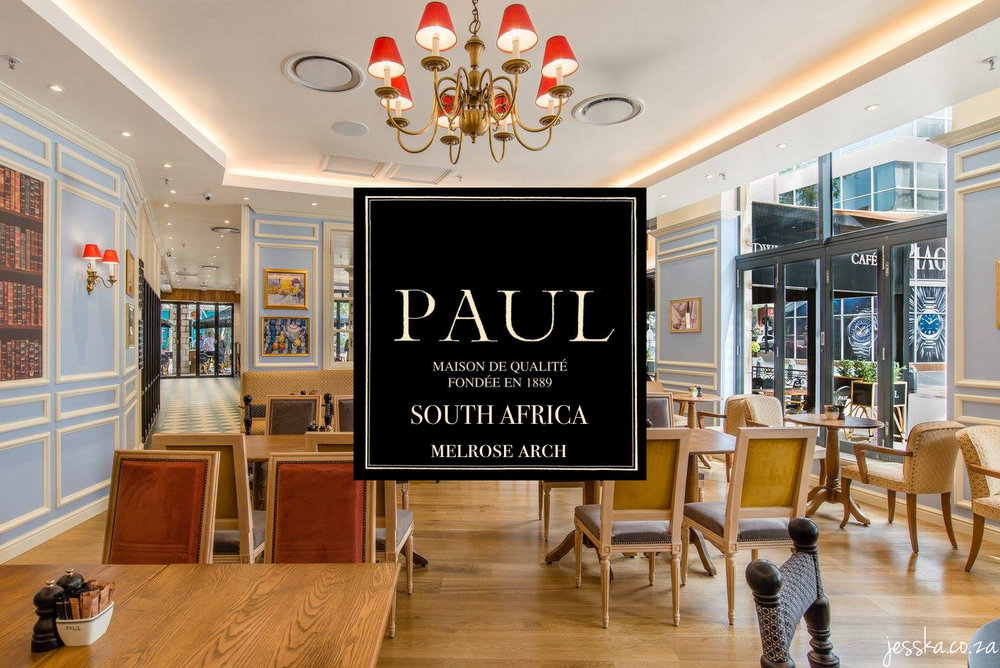 PAUL Bakery and Restaurant, Melrose Arch, South Africa