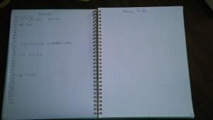 minimal bullet journal 5