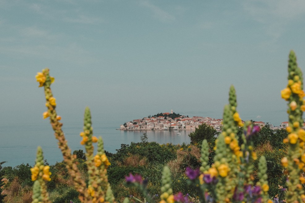 View of Primošten.