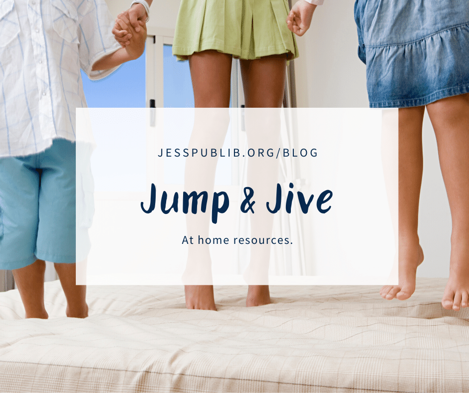 Jump and Jive header