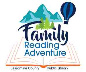 Family Reading Adventure logo
