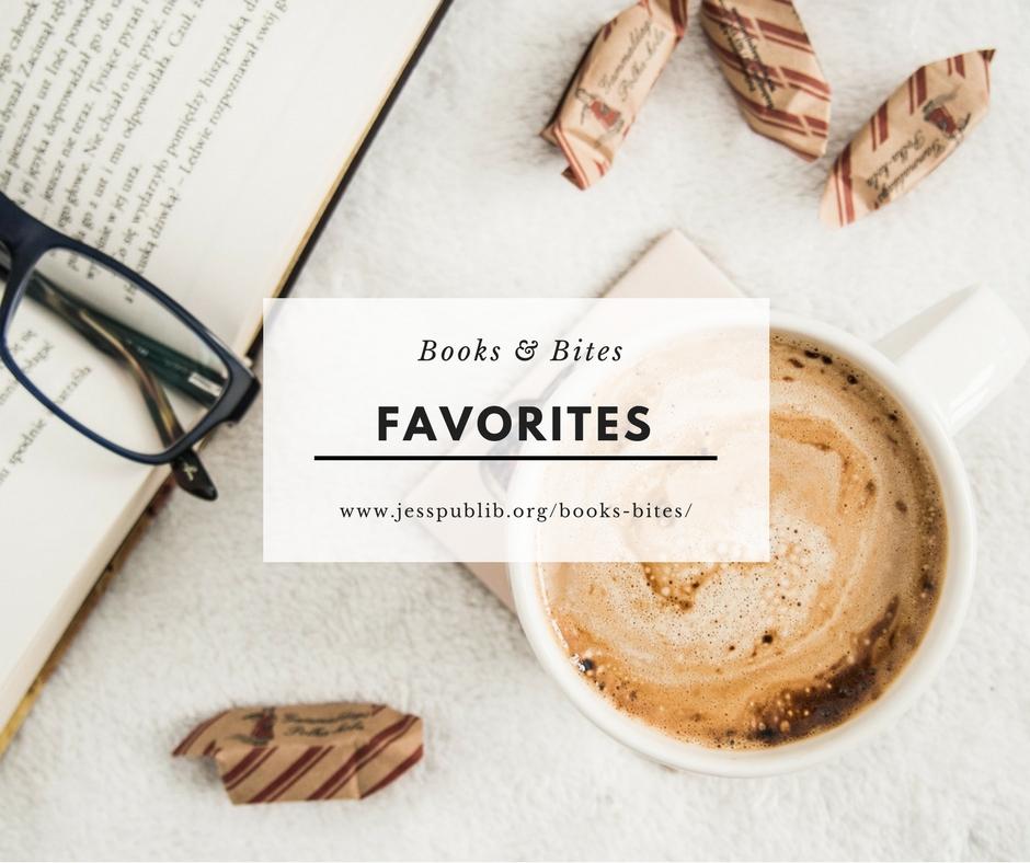 November Books and Bites header