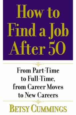 How to Find a Job After 50 book cover