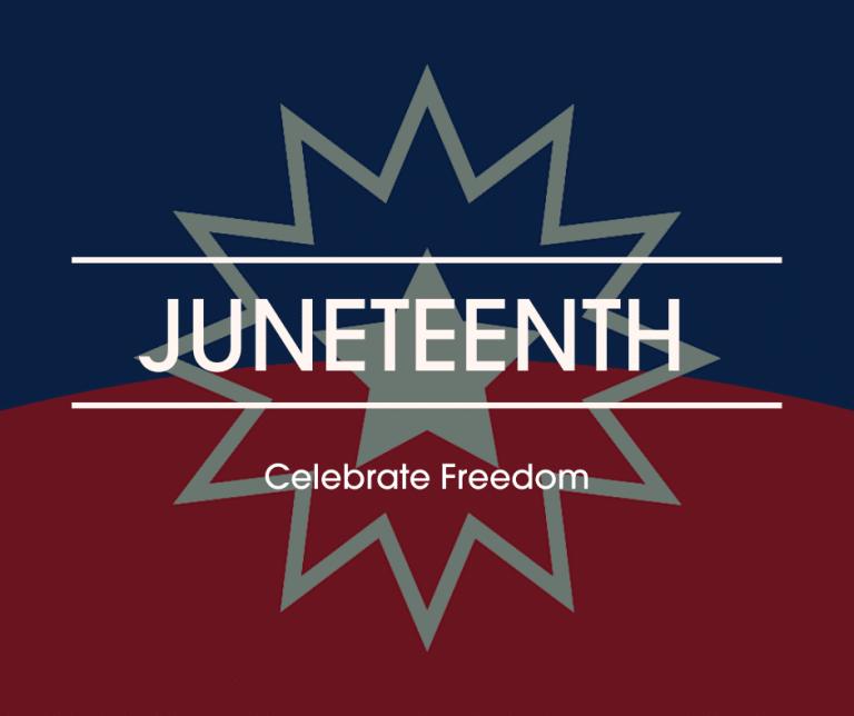 Juneteenth blog header