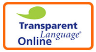 Link to Transparent Language Online website