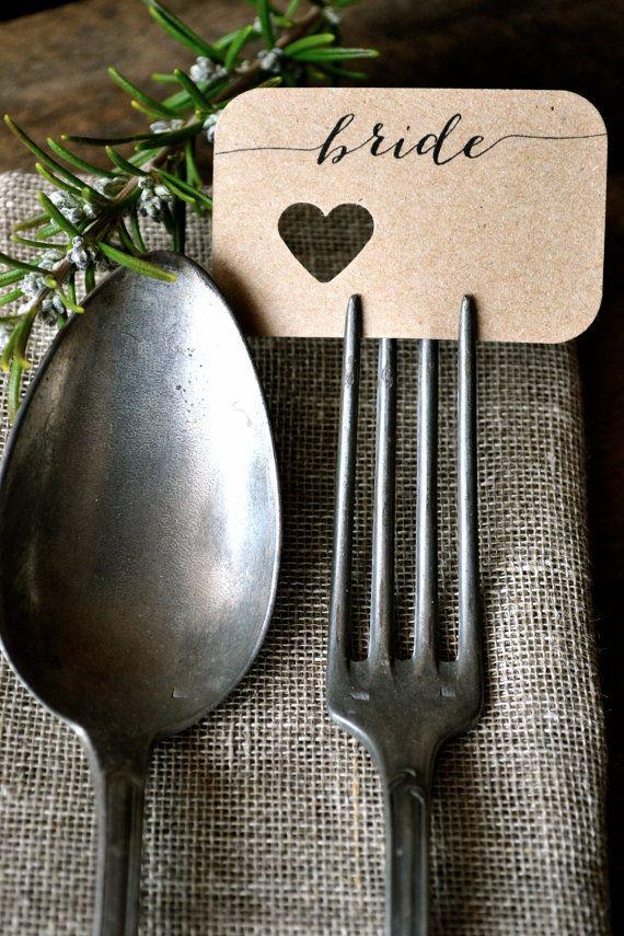 Rustic fork