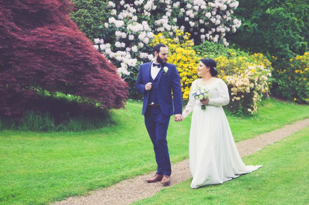 Woodborough Hall Nottingham Wedding - Emma & Nick