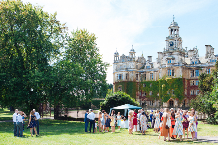 Thoresby Hall Wedding Nottingham - Sarah & Craig