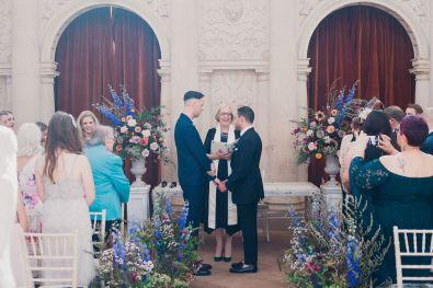 Jon & Joey - Wollaton Hall Wedding