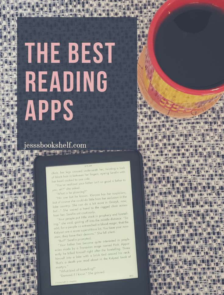 The Best reading apps!
