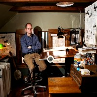 CHRIS WARE ON BUILDING A BETTER COMIC BOOK