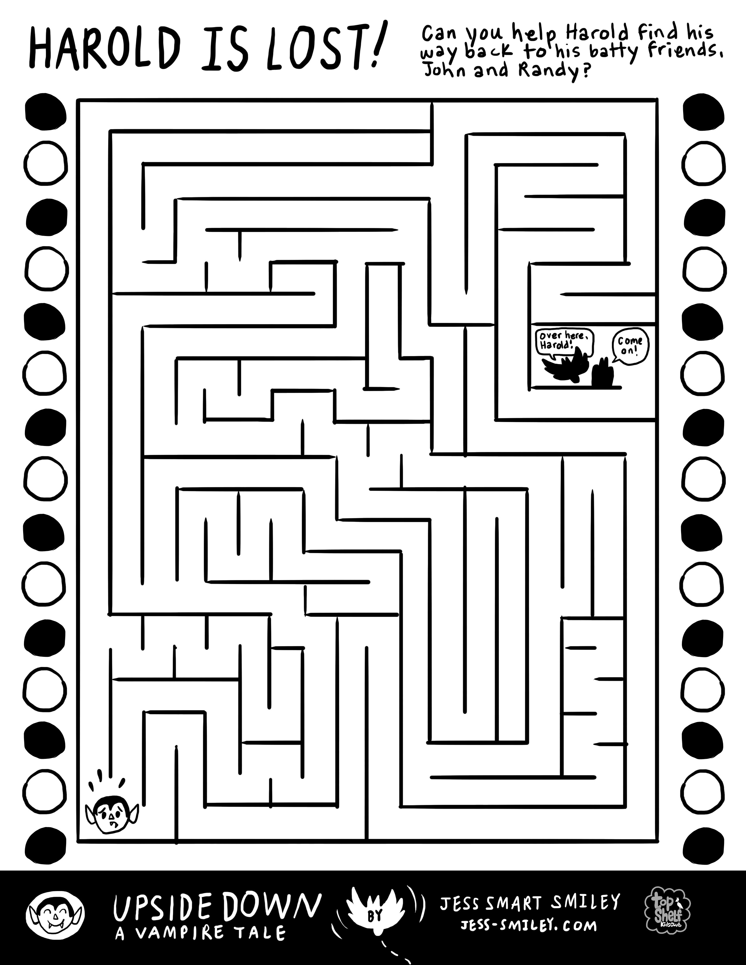 Halloween Maze Amp More