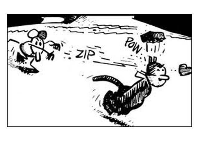 SOUND EFFECTS IN COMICS