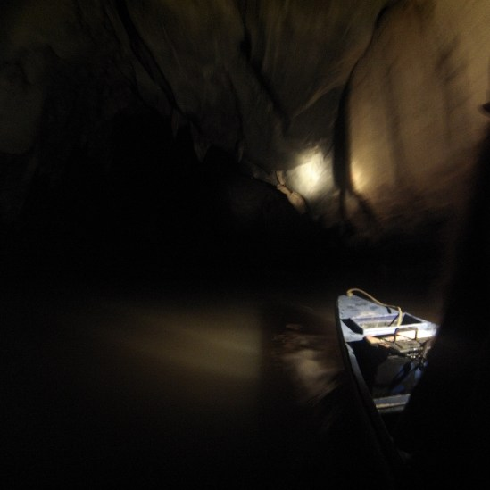 In the Underground River