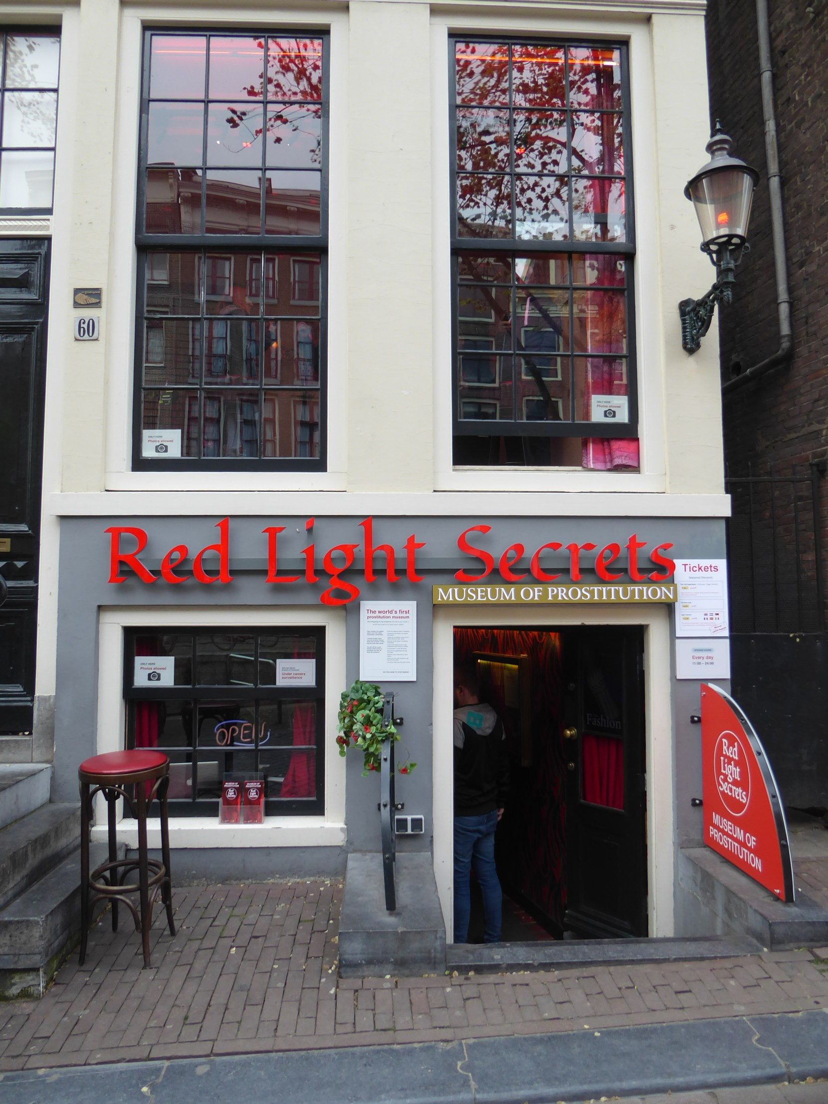 red light secrets museum amsterdam red light district prostitute prostitution sex work worker