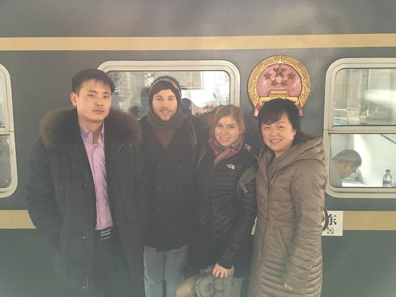 north korea korean guides