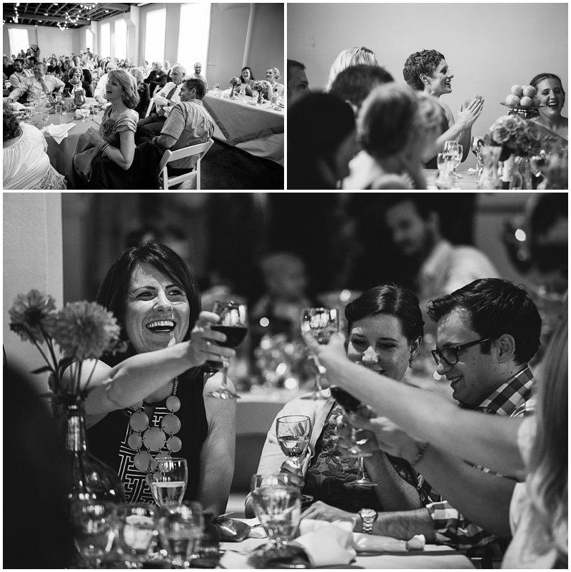 Fun, festive Tacoma wedding at Events on 6th