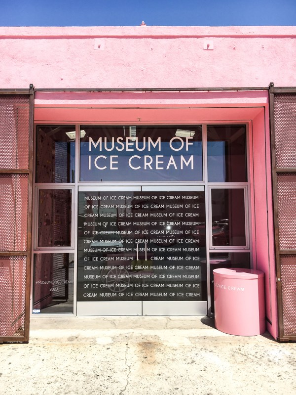 Real Deal Museum Of Ice Cream - Jest Cafe