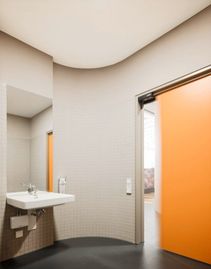Werkstatt - WC barrierefrei