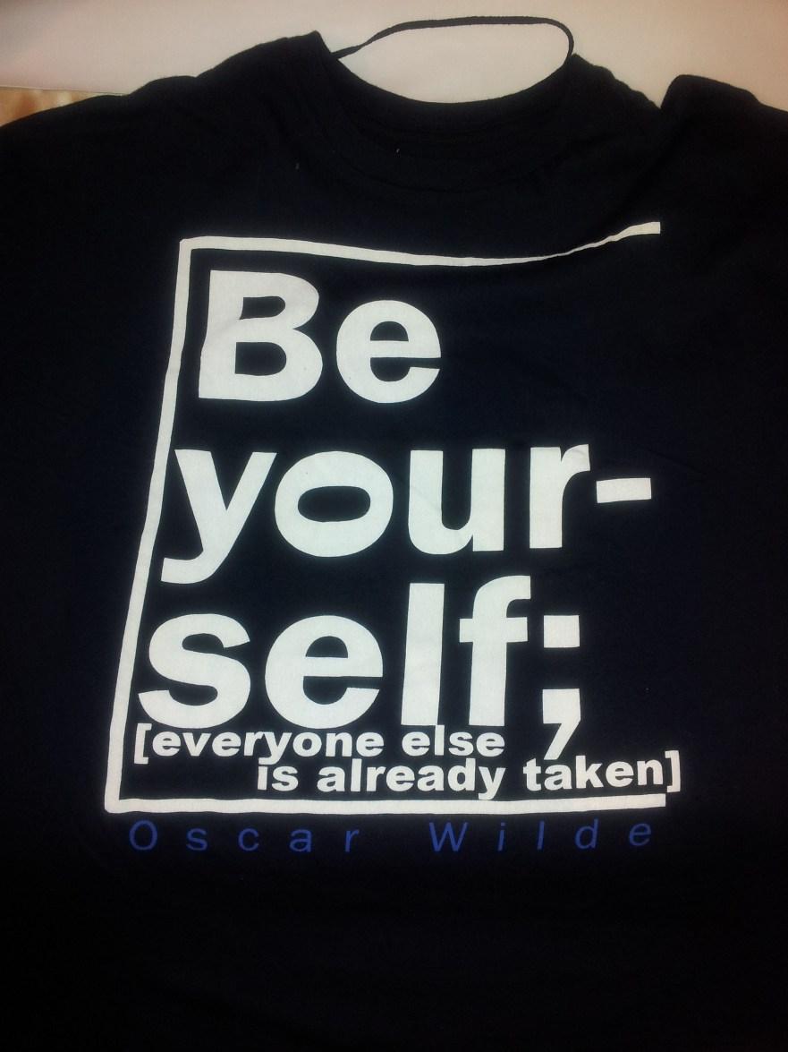 Bądź sobą, wszyscy inni są już zajęci
