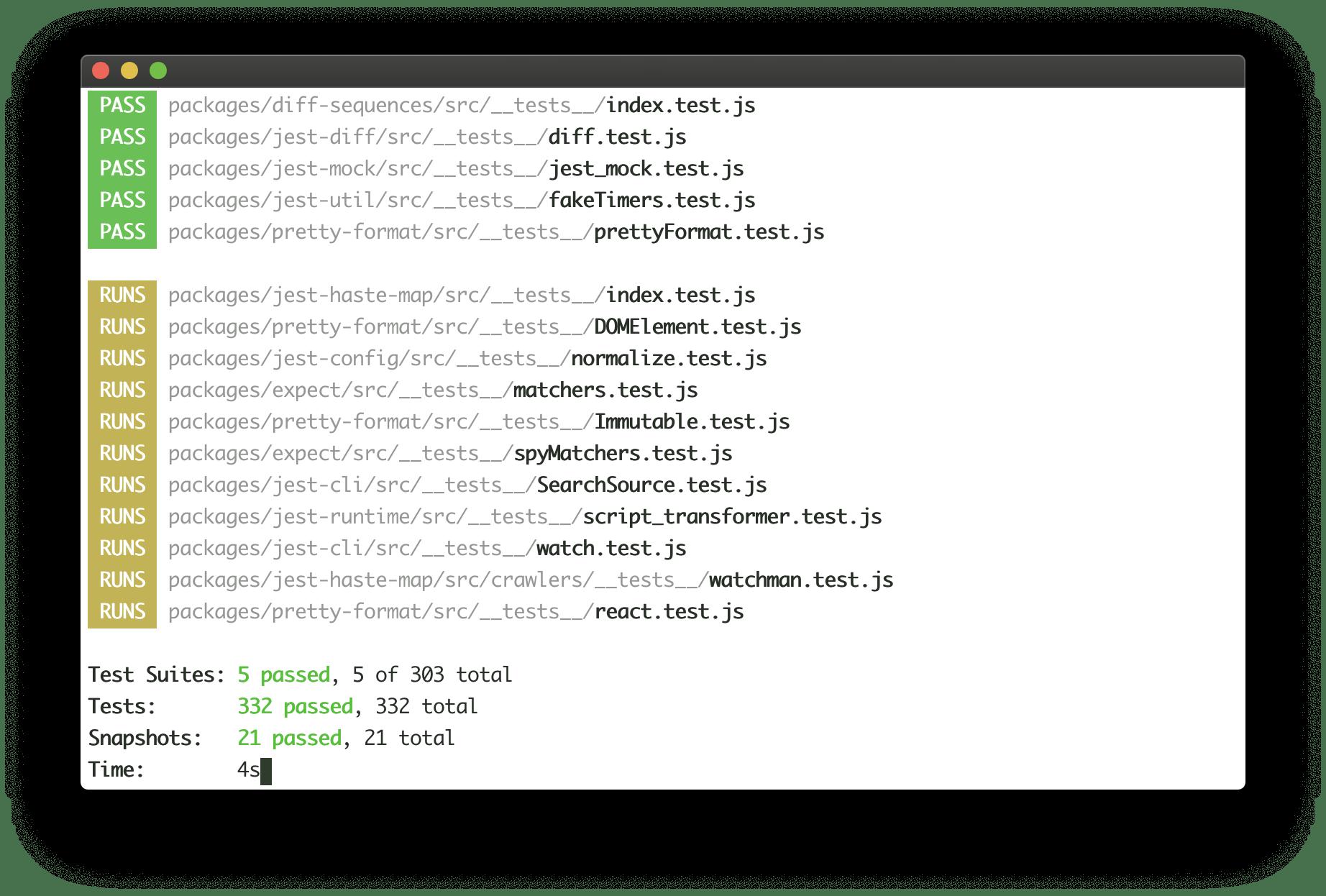 Jest · 🃏 Delightful JavaScript Testing
