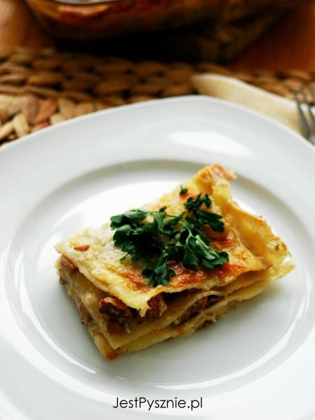 044 Lasagne z kurkami V4