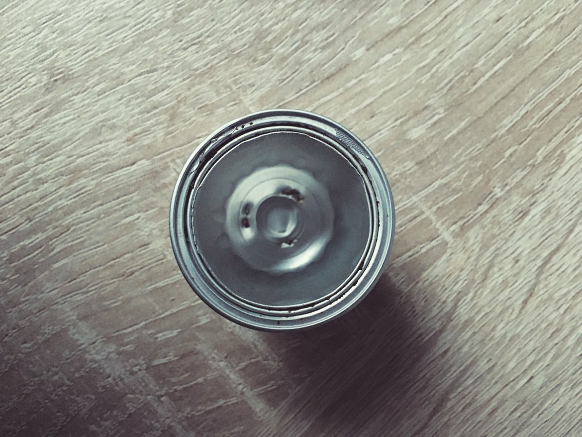 Bobolife: coffee refill DIY empty out and dry