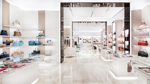 Longchamp NYC Manhattan New Store