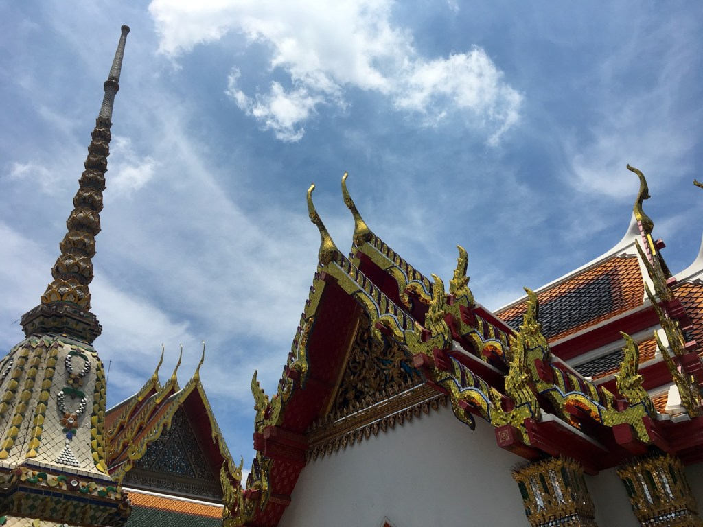 Welcome to Je suis bobo: The Temple of Reclining Buddha