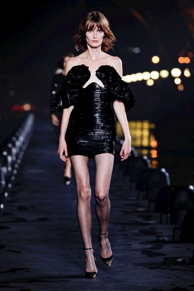 Saint Laurent Spring/Summer'20  Photo: Now Fashion