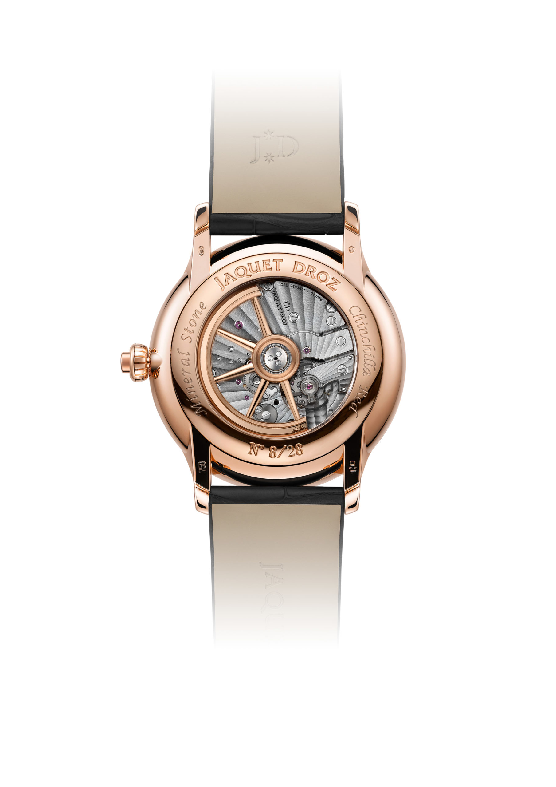 Loving Butterfly Automaton by Jaquet Droz