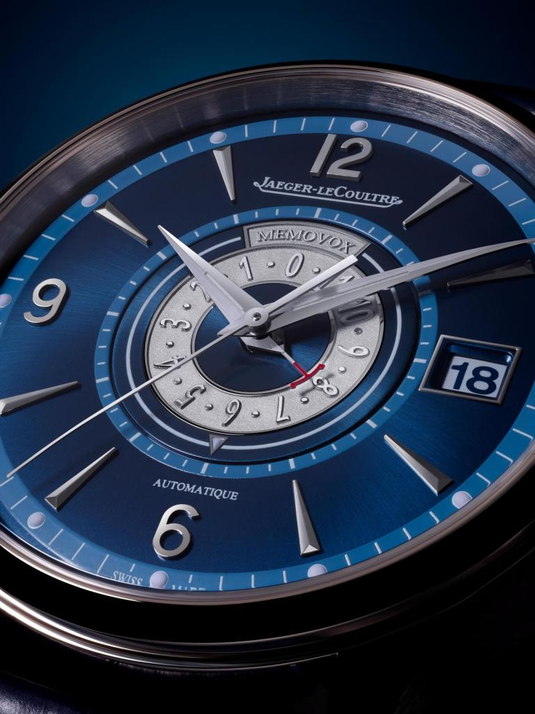Master Control Memovox Timer | © Jaeger-LeCoultre