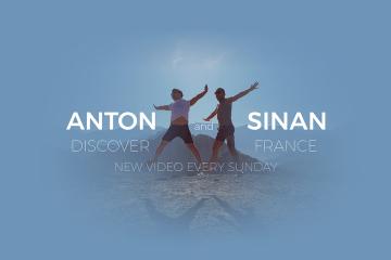 Anton and Sinan | © Anton RODIONOV