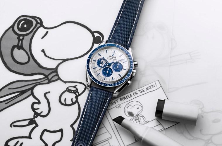 "Speedmaster ""Silver Snoopy Award"" 50th Anniversary | © Omega"