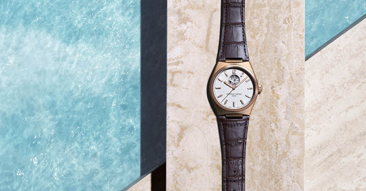 Highlife Heart Beat | © Frederique Constant