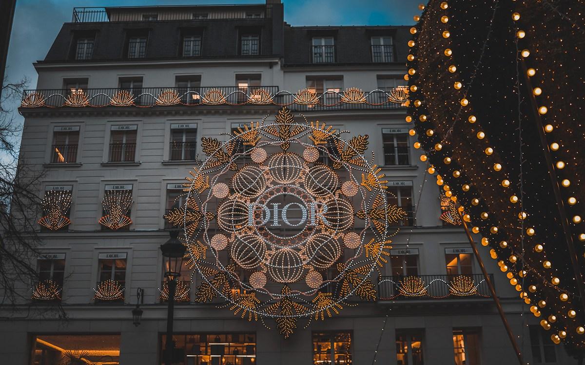 Anton and Sinan Christmas in Paris