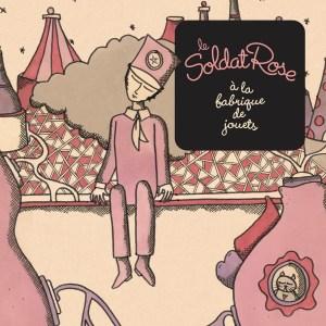 LE SOLDAT ROSE cover