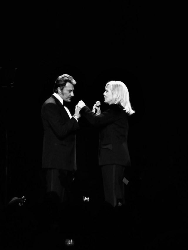 090919 JOHNNY et SYLVIE à l'Olympia (75)