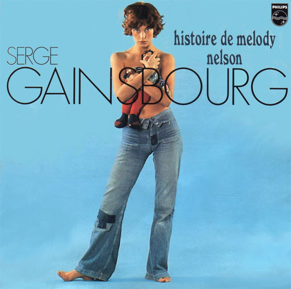 JeSuisMusique JSM Serge Gainsbourg Melody Nelson par Tony Frank