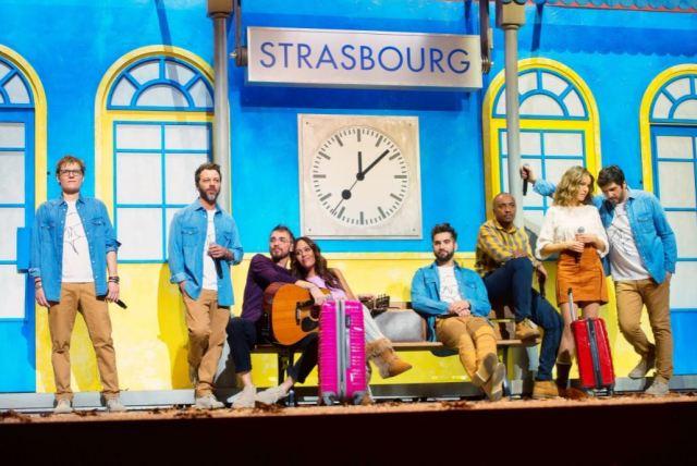 JSM 8 je Suis Musique Les Enfoirés photos cc Christophe Chevalin TF1 (7)