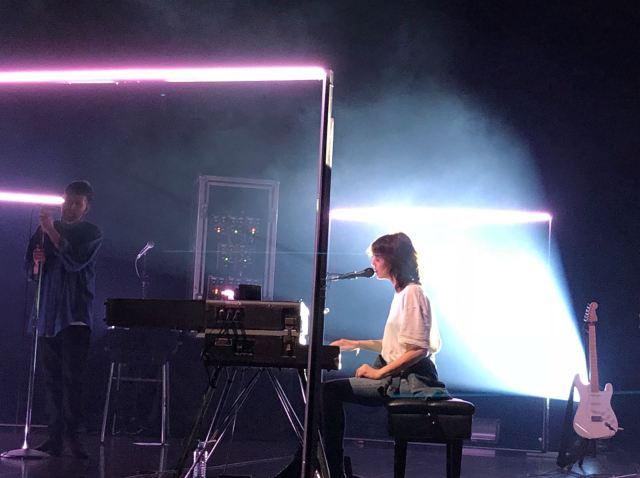JSM Je Suis Musique Charlotte Gainsbourg à Tokyo par Maxime Harrar (5)