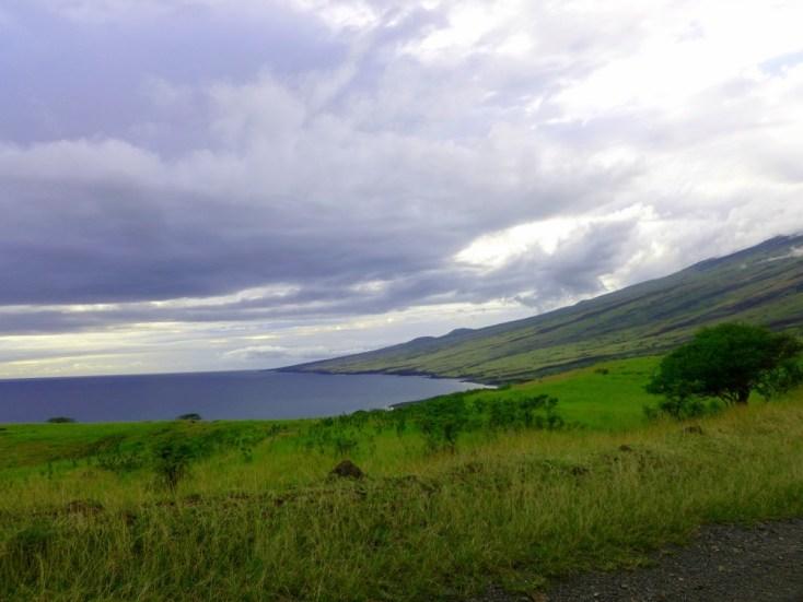 Back Heleakala west maui