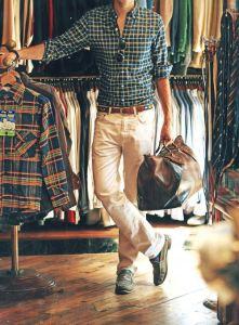habits voyage homme