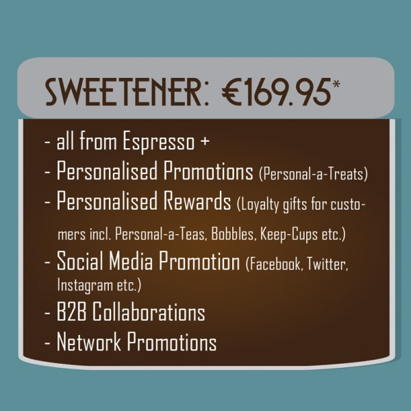 Sweetner Subscription | Je Suis Personality
