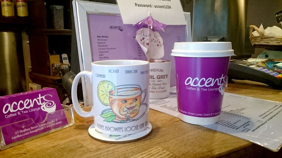 Accents - Coffee & Tea Lounge
