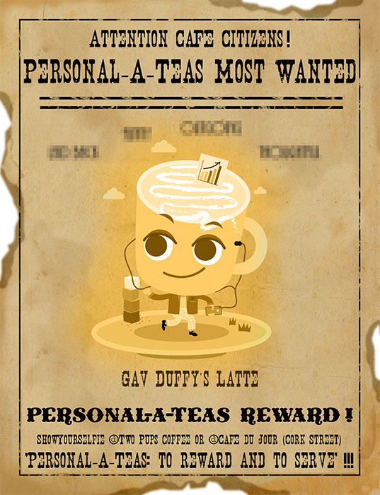 Personal-a-Teas' Most Wanted